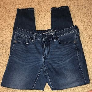 Universal thread jeans size 6 / 28 short length